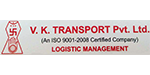 V K Transport Pvt. Ltd.